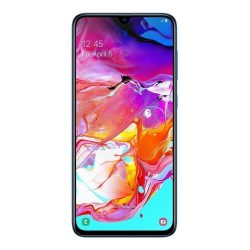 Galaxy A70 blue front 250x250