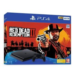 Playstation 4 red dead redemption 2 250x250