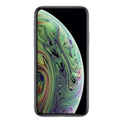 iPhone XS gray front 250x250