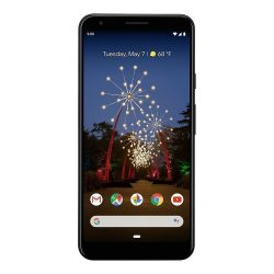 pixel 3a XL just black front 250x250