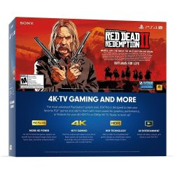 playstation 4 pro red dead redepmtion 2 250x250