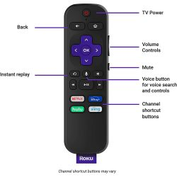 Roku Streaming Stick+ - 4K/HDR Streaming Media Player