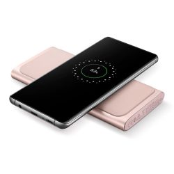 Samsung 10,000mAh Wireless Battery Pack - Pink
